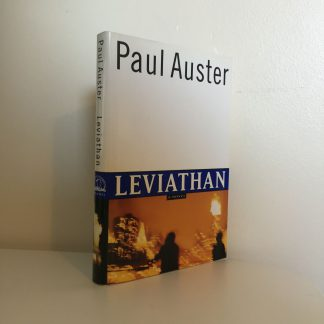 AUSTER, Paul - Leviathan SIGNED