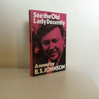 JOHNSON, B.S. - See the Old Lady Decently