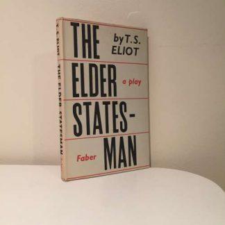 ELIOT, T.S. - The Elder Statesman
