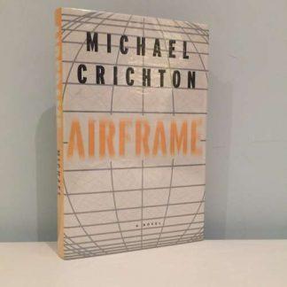 CRICHTON, Michael - Airframe