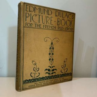 DULAC, EDMUND - Picture Book for the French Red Cross