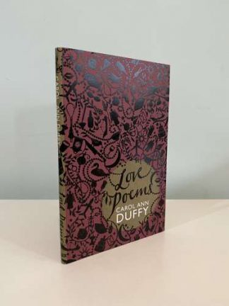 DUFFY, Carol Ann - Love Poems SIGNED
