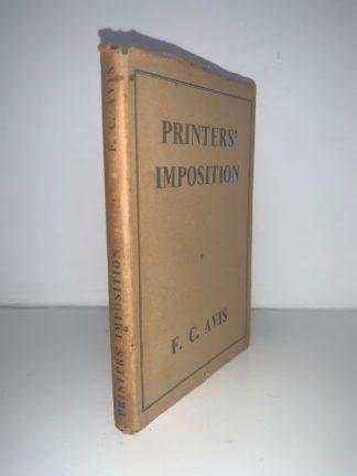 AVIS, F. C. - Printers' Imposition