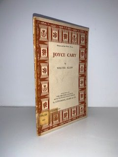 ALLEN, Walter - Joyce Cary: Writers and their Work No.41
