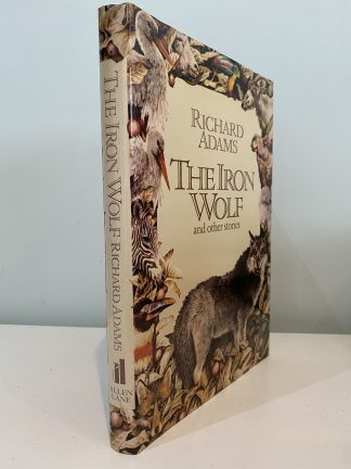 ADAMS, Richard - The Iron Wolf and other stories