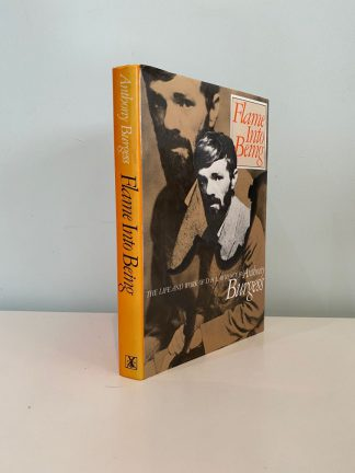 BURGESS, Anthony - Flame Into Being The Life and Work of D. H. Lawrence