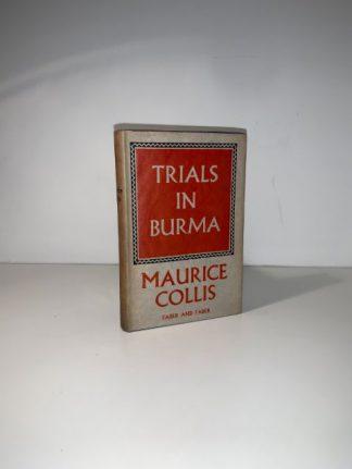 COLLIS, Maurice - Trials In Burma