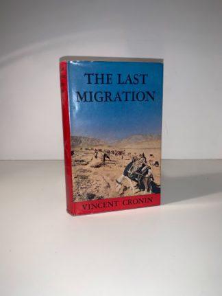 CRONIN, Vincent - The Last Migration