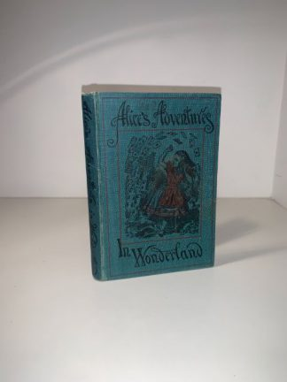 CARROL, Lewis - Alice's Adventures In Wonderland