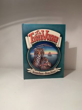 ADAMS, Richard and BAYLEY, Nicola - The Tiger Voyage