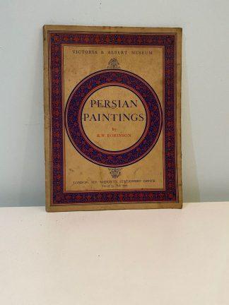 ROBINSON, B. W. - Persian Paintings