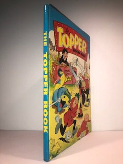 The Topper Book 1987 (Annual)
