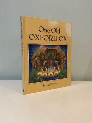 BAYLEY, Nicola - One Old Oxford Ox