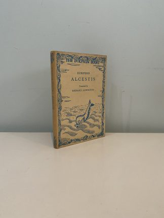 ALDINGTON, Richard - Euripides Alcestis