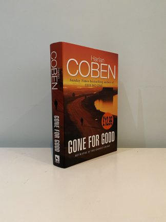 COBEN, Harlan - Gone For Good SIGNED