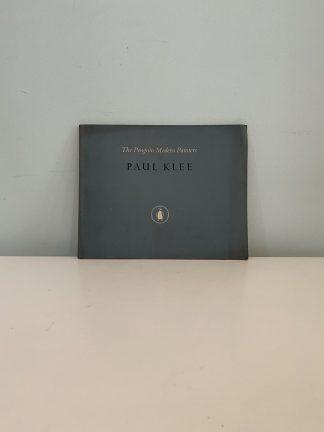 COOPER, Douglas - Paul Klee: The Penguin Modern Painters