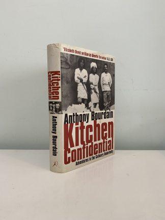 BOURDAIN, Anthony - Kitchen Confidential