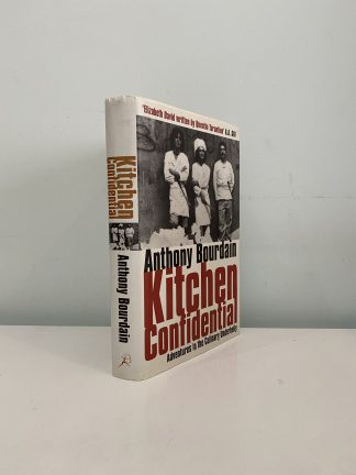 BOURDAIN, Anthony - Kitchen Confidential SIGNED